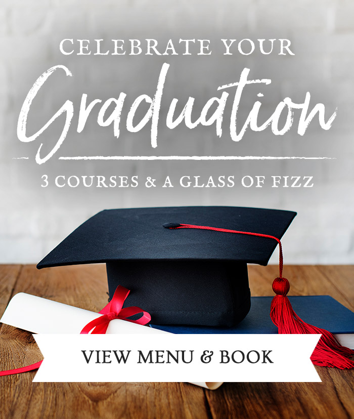 Graduation at The Rose and Crown