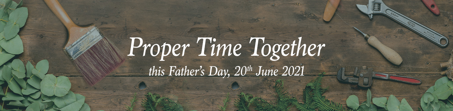 Father's Day 2020 at Vintage Inns