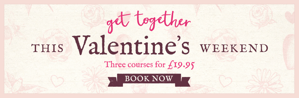 Valentine's day offer, book now