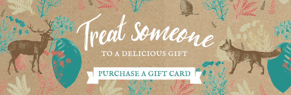 Treat someone special to a delicious gift, Classic food, a Vintage experience