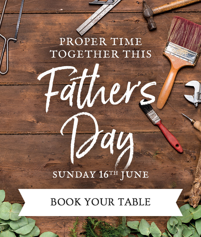 Father's Day at The Groes Wen Inn