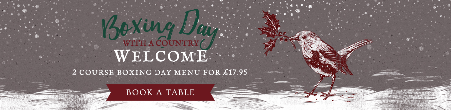Boxing Day at The Calverley Arms