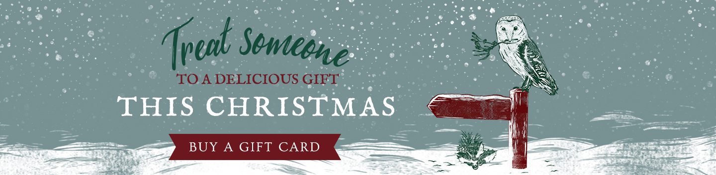 Treat someone to a Vintage Inns gift card