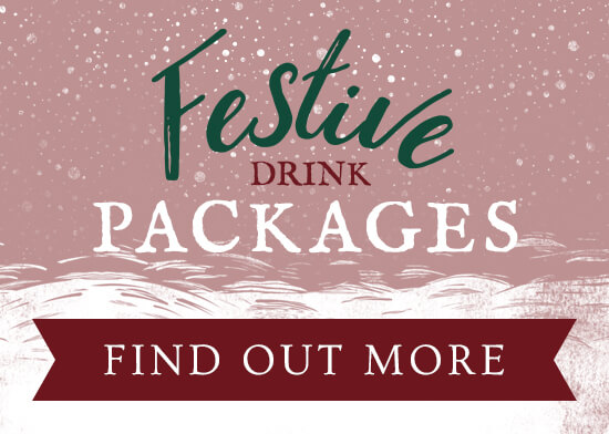 Pre-Order your festive drinks packages