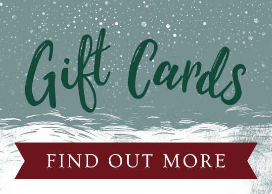 Gift Cards at Vintage Inns