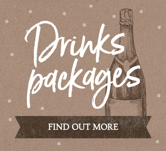 Christmas Drinks Packages