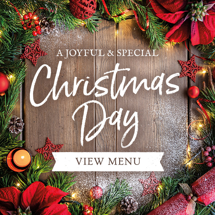 Christmas Day Set Menu 3 4 Courses Booking Now The Admiral Rodney