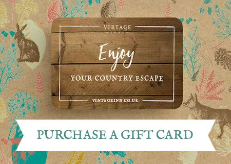 Gift Card at The Quorndon Fox