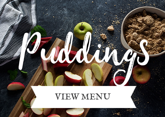 Puddings Menu