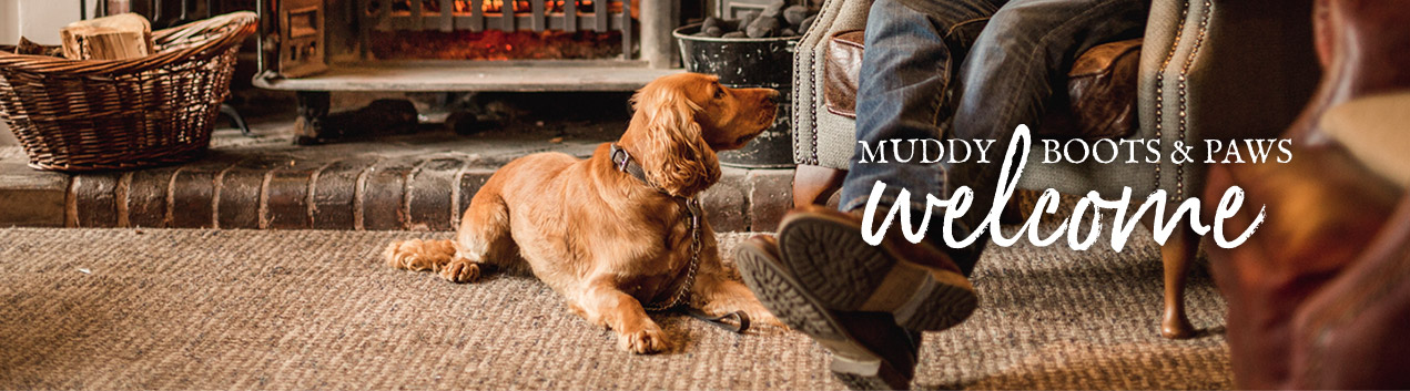 Vintage Inns are a collection of dog friendly pubs*! Find your local