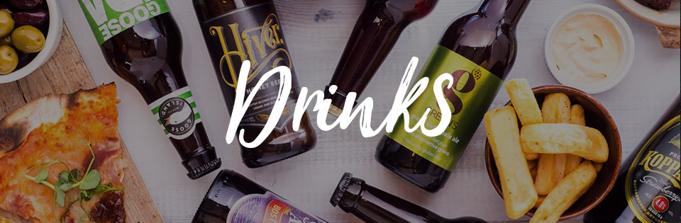 Explore our new drinks range