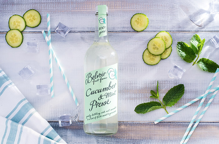 Belvoir – Cucumber & Mint