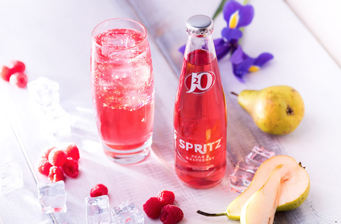J20 Spritz – Pear & Raspberry