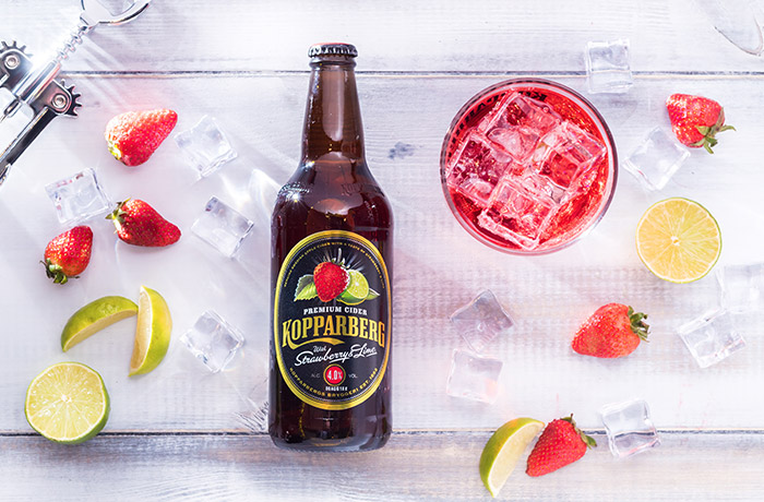 Kopparberg – Strawberry & Lime