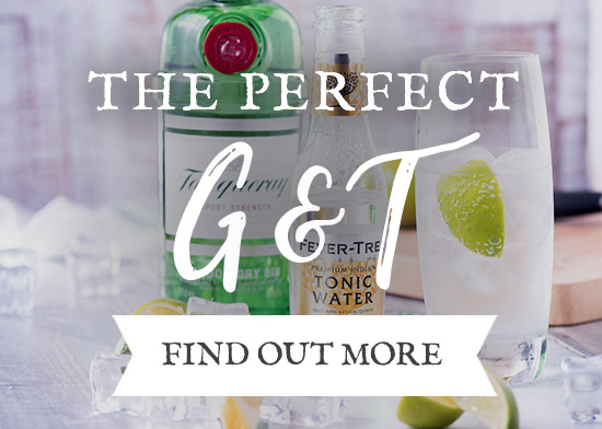 The perfect G&T