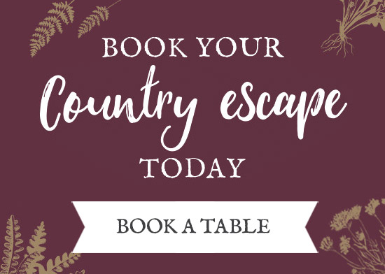 Book your country escape at The Bumble Bee