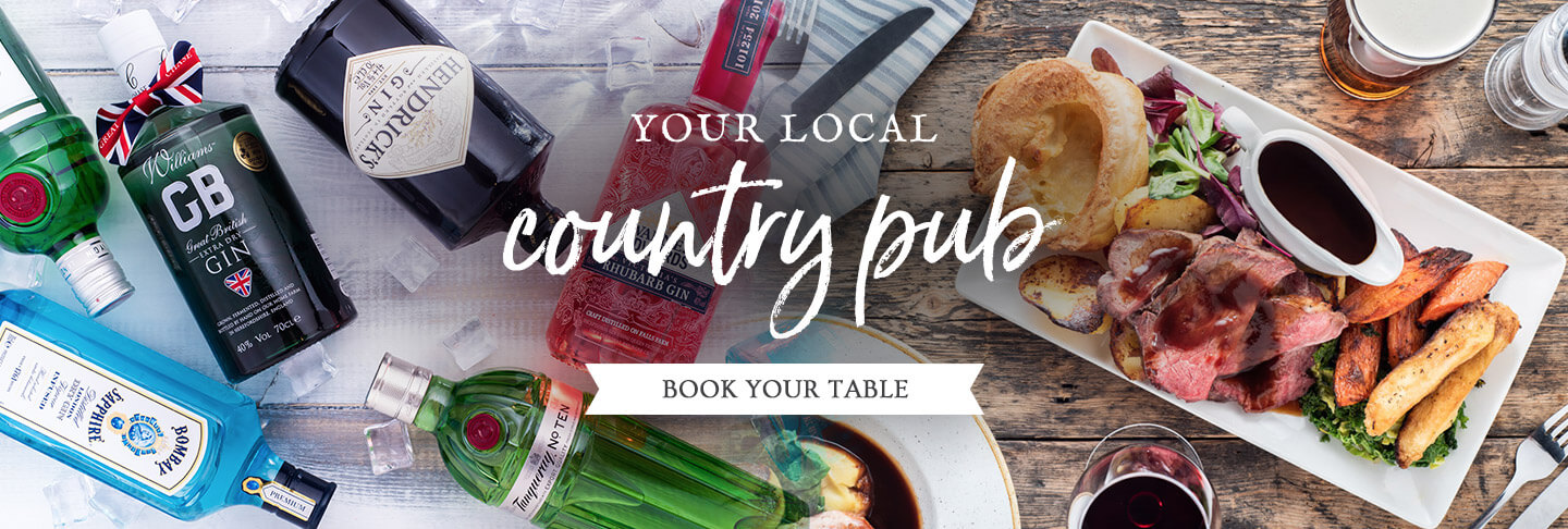 Book your table at The Hare and Hounds