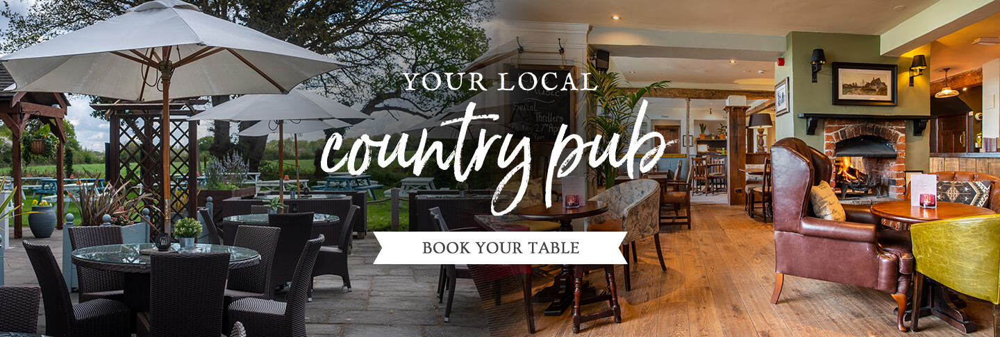 Book your table at The Shy Horse
