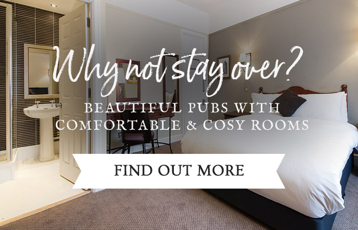 Accommodation at Vintage Inns