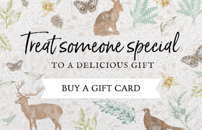Treat someone special to a Vintage Inns gift card
