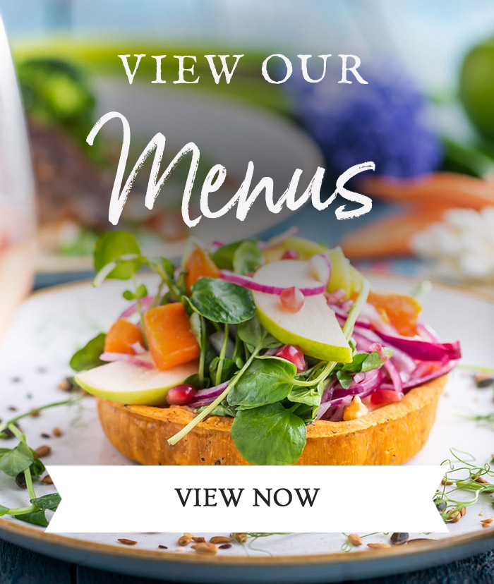 View our Menus at The Baker's Arms