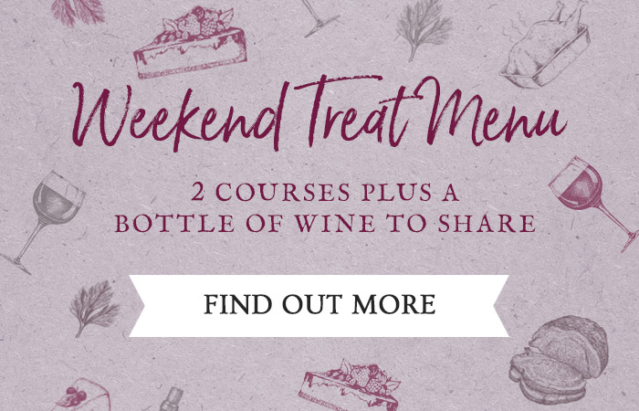 Weekend treat at The Aperfield Inn