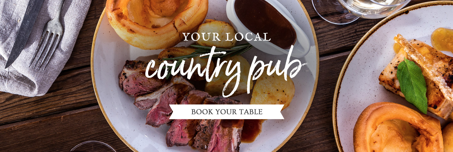 Book your table at The Colney Fox