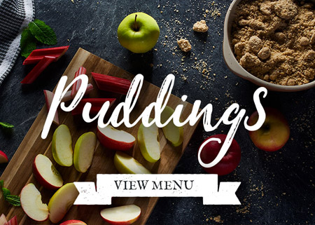 Pudding Menu