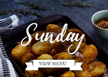 Sunday Menu