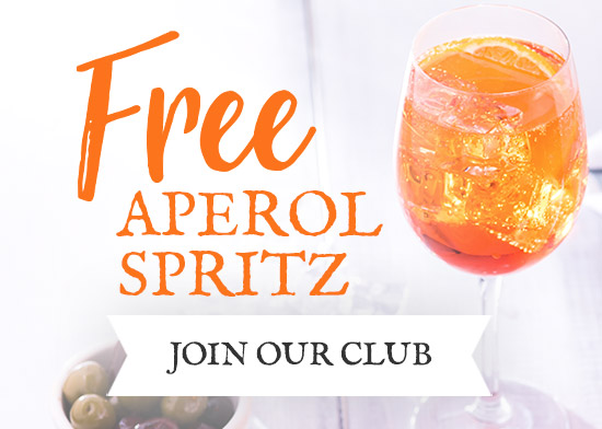 Sign up at The Aperfield Inn