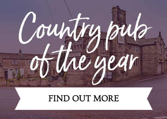 Pub of the year award