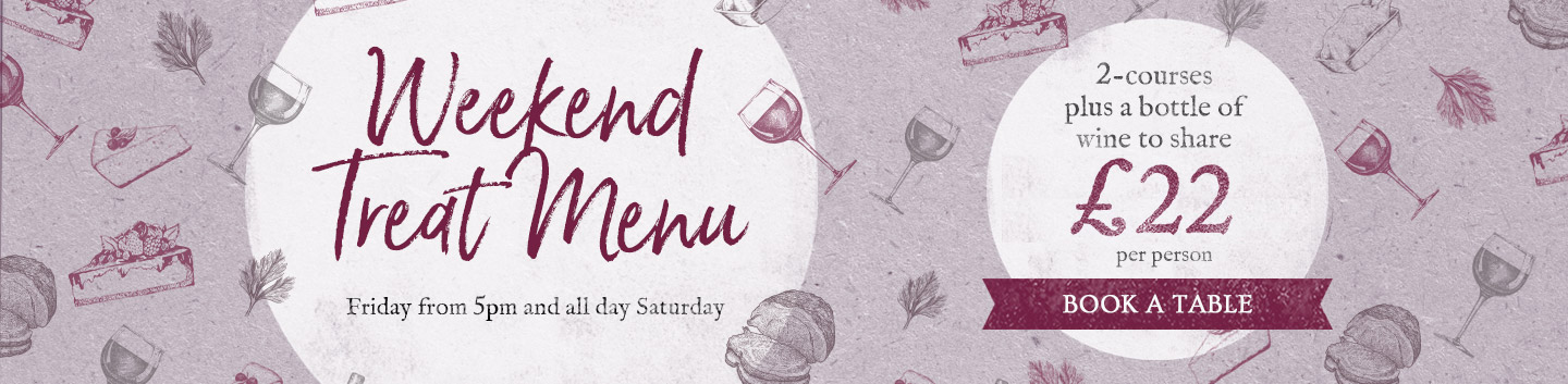 Weekend Treat