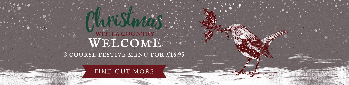 Christmas at The Hare and Hounds