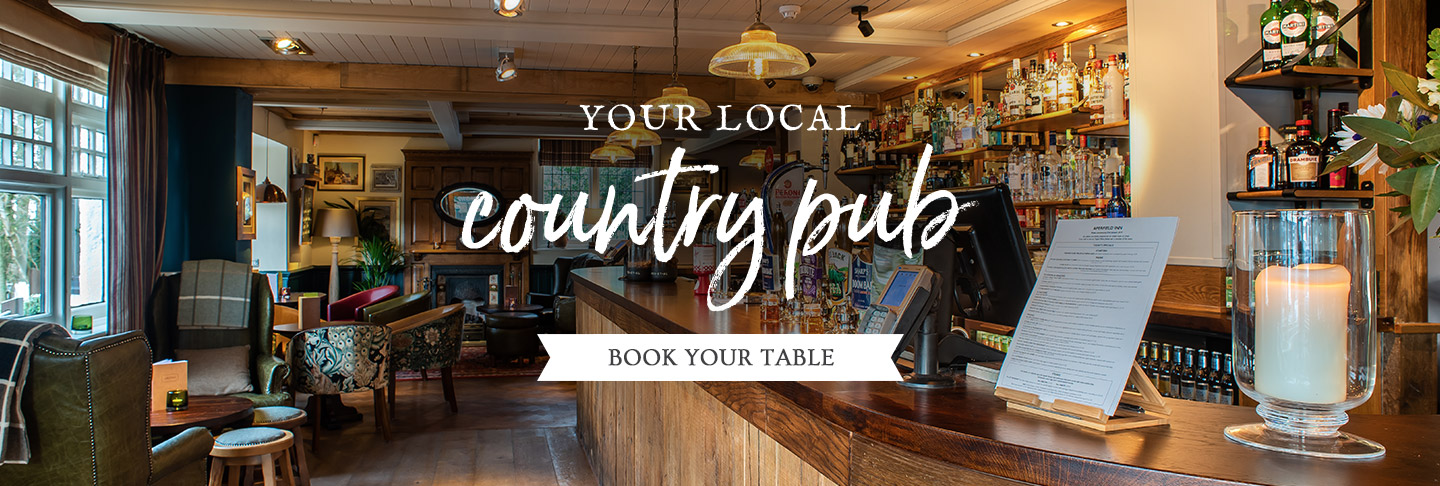 Book your table at The Aperfield Inn
