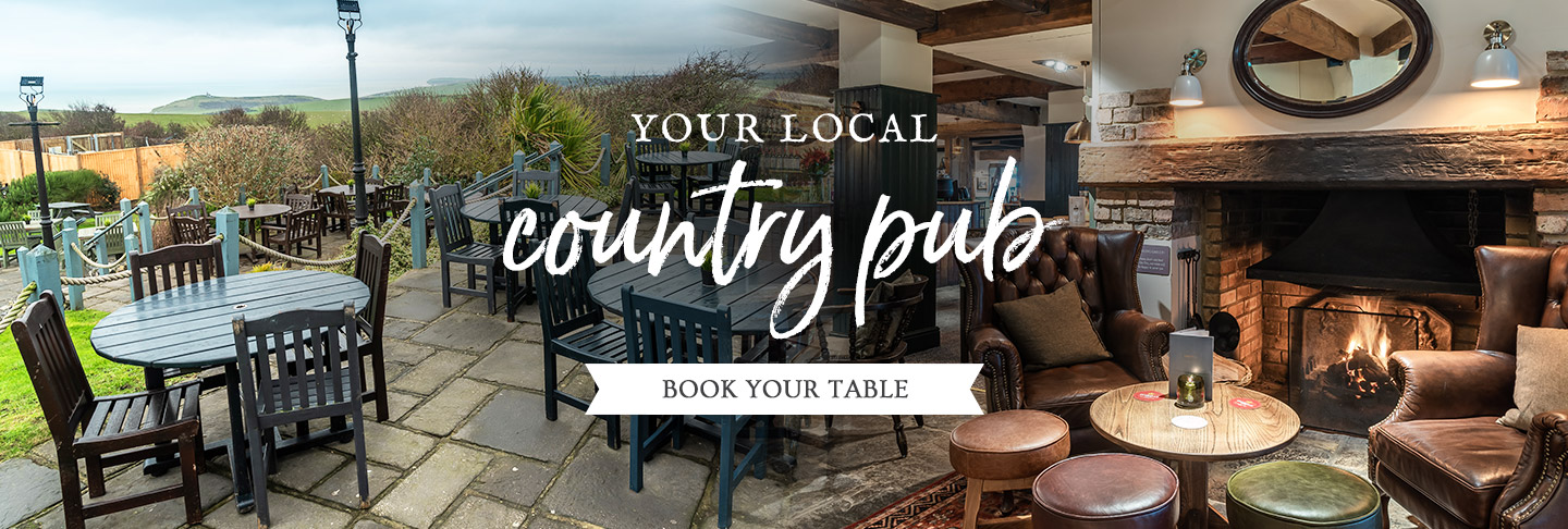 Book your table at The Beachy Head