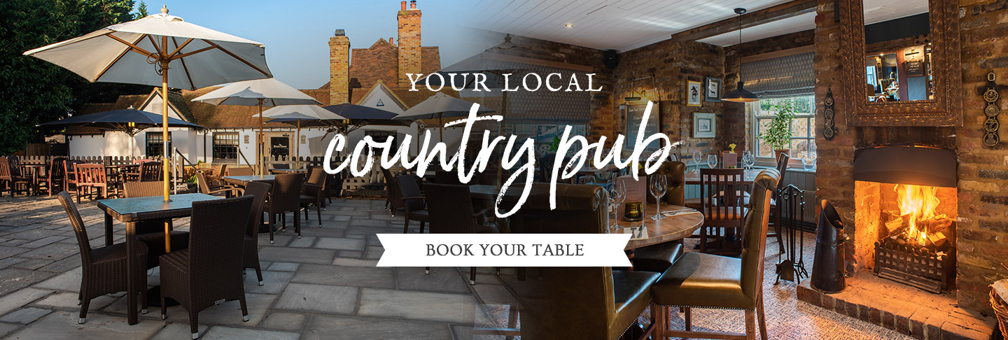 Book your table at The Black Horse