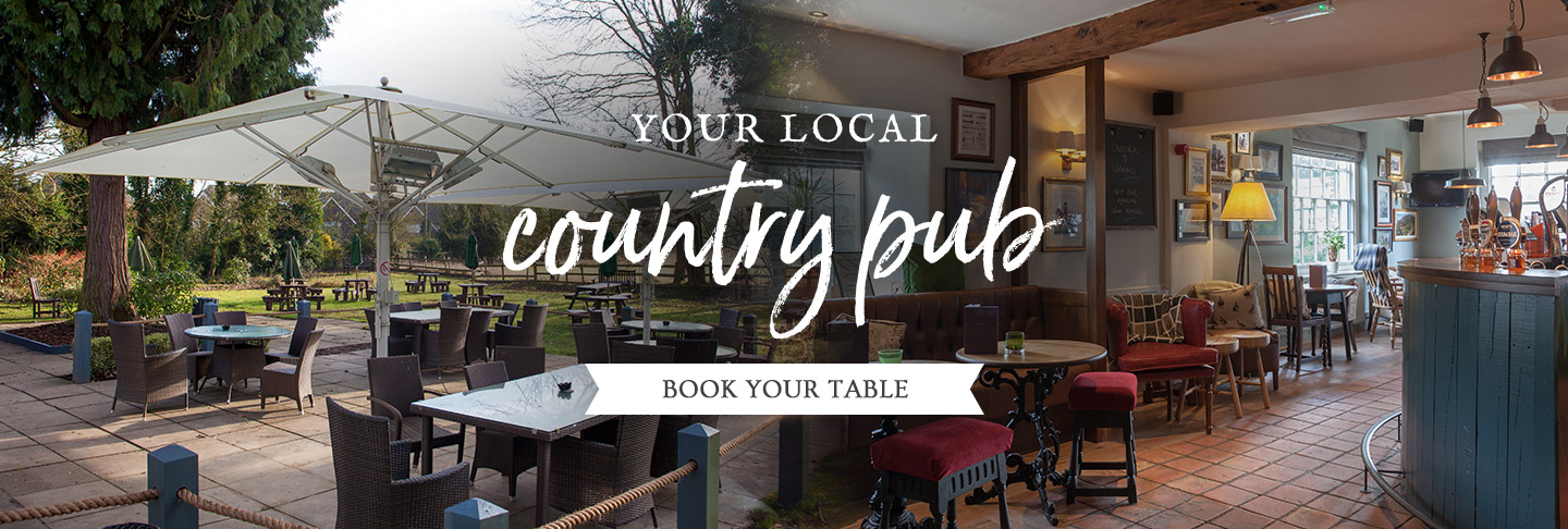 Book your table at The Bugle Horn