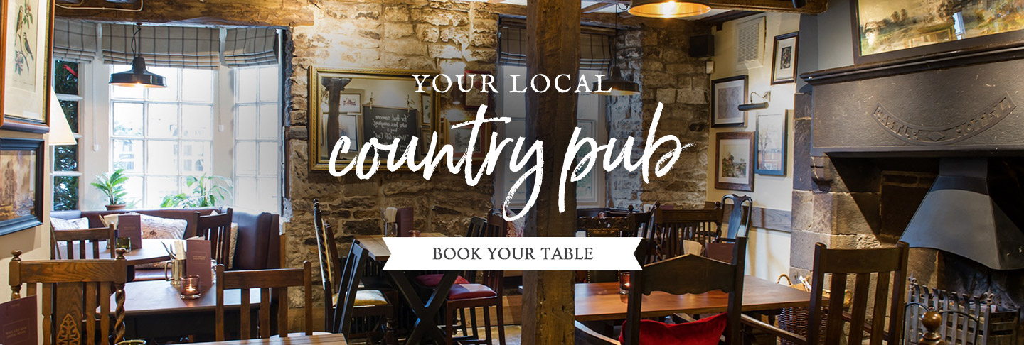 Book your table at The Castle