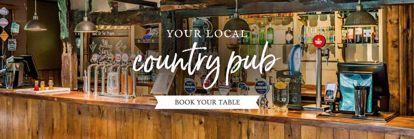 Book your table at The Chequers