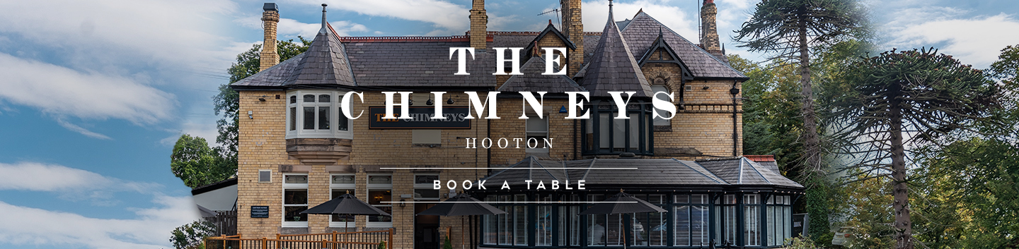 Book your table at The Chimneys
