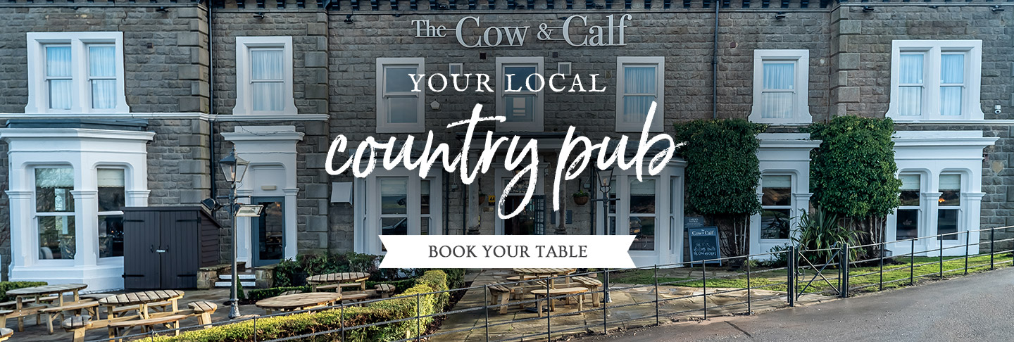 Book your table at The Cow and Calf