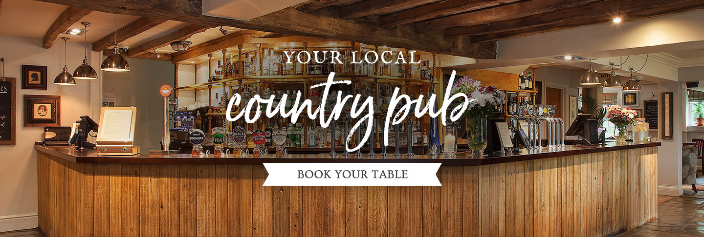 Book your table at The Cunning Man