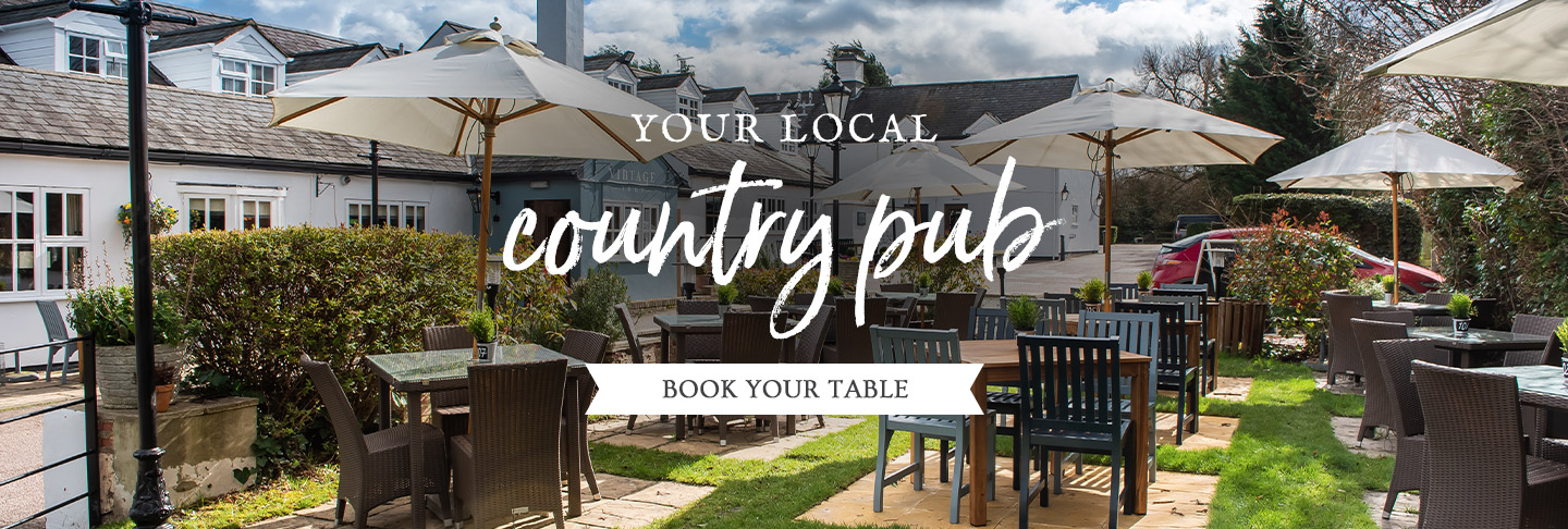 Book your table at The Five Bells