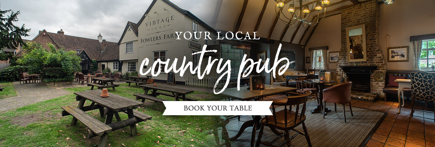 Book your table at The Fowler's Farm