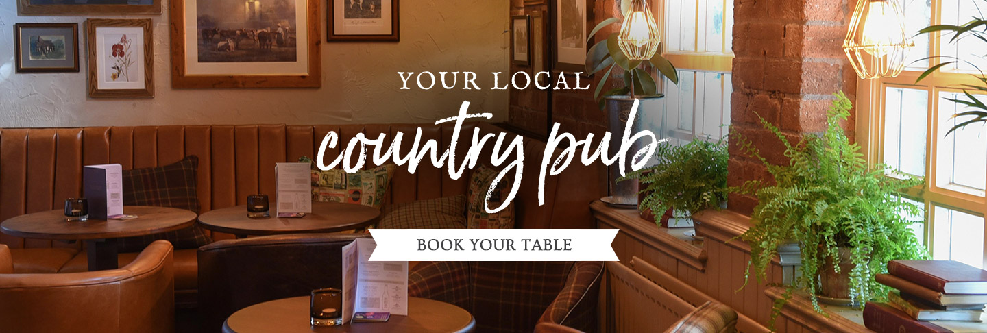 Book your table at George & Dragon