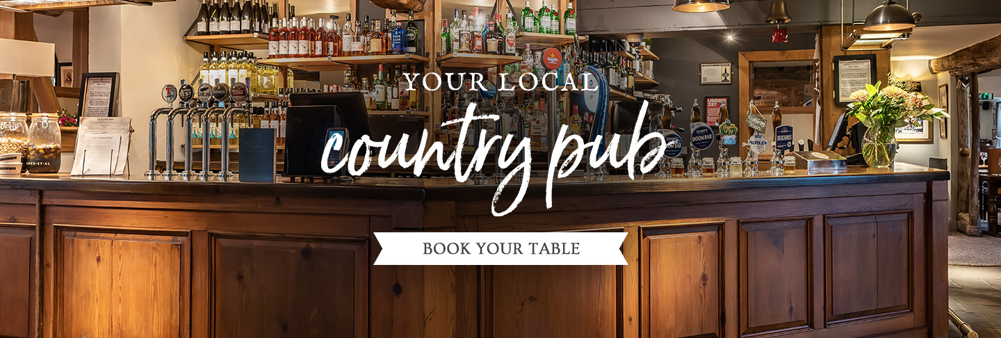 Book your table at The Glover Arms