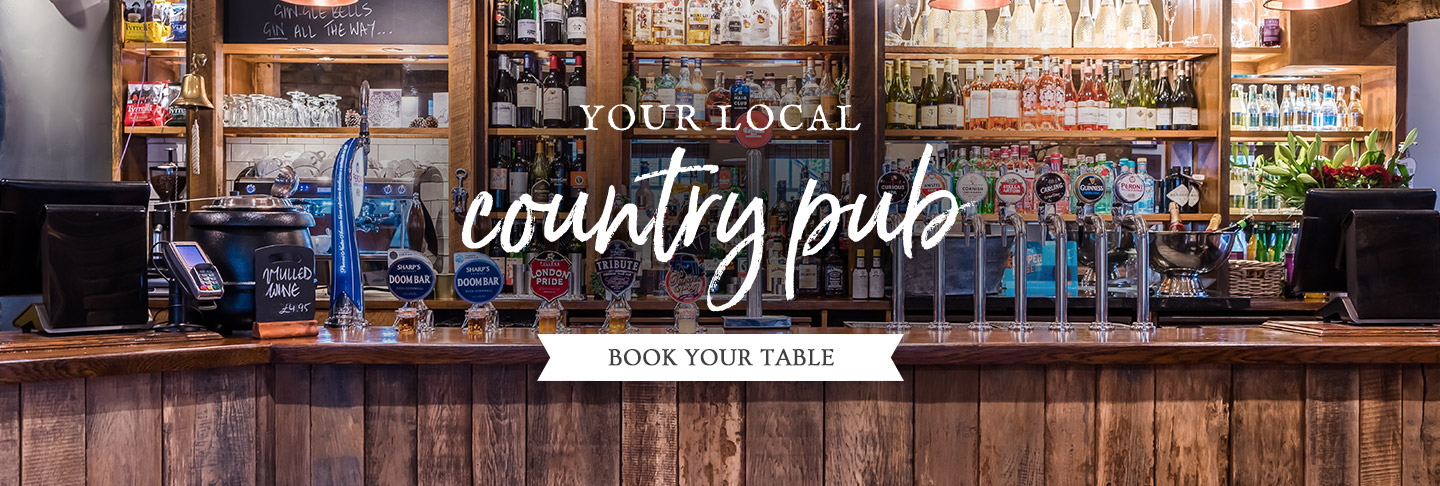 Book your table at The Green Man