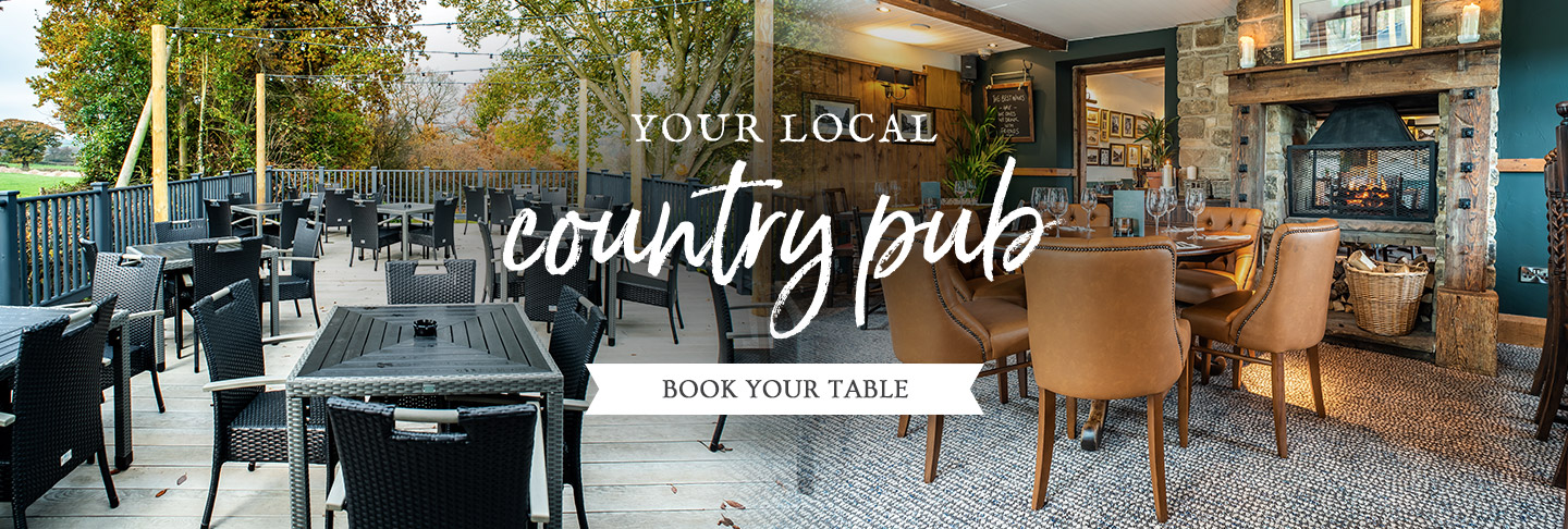 Book your table at The Hanging Gate