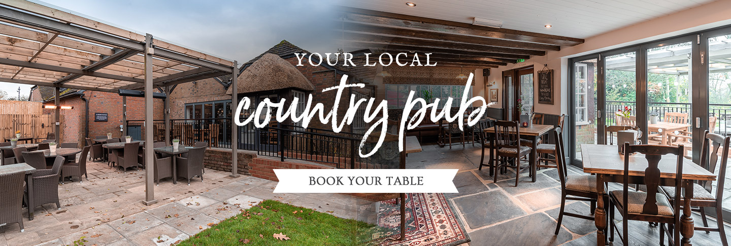 Book your table at The Lambs' Green Inn