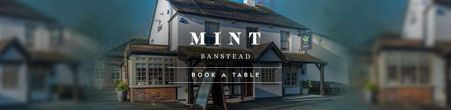Book your table at The Mint